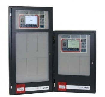 AFP-2800 panels in CAB650 and CAB900